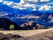 Landscape near Ceibopamba-Malacatos