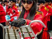26 Desfile Cívico, 154 Años de Emancipación Política de Vilcabamba, 29 de Mayo 2015