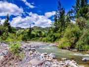 River Chamba near Vilca Agua