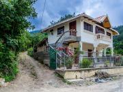 01 Trailhead to the Suapo valley on the Yambura alto road