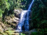 09 Waterfall -La Poderosa-, Bombuscaro, PN Podocarpus