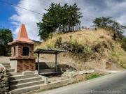 06 Shrine , Busstop at Cararango pass