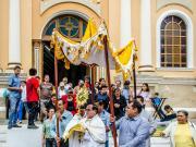 30 Procesion de Corpus Christi en Vilcabamba
