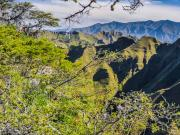 05 View to the Mandango- massif from the Lambunuma-trail