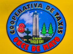 T Taxi Cooperativa Once de Mayo